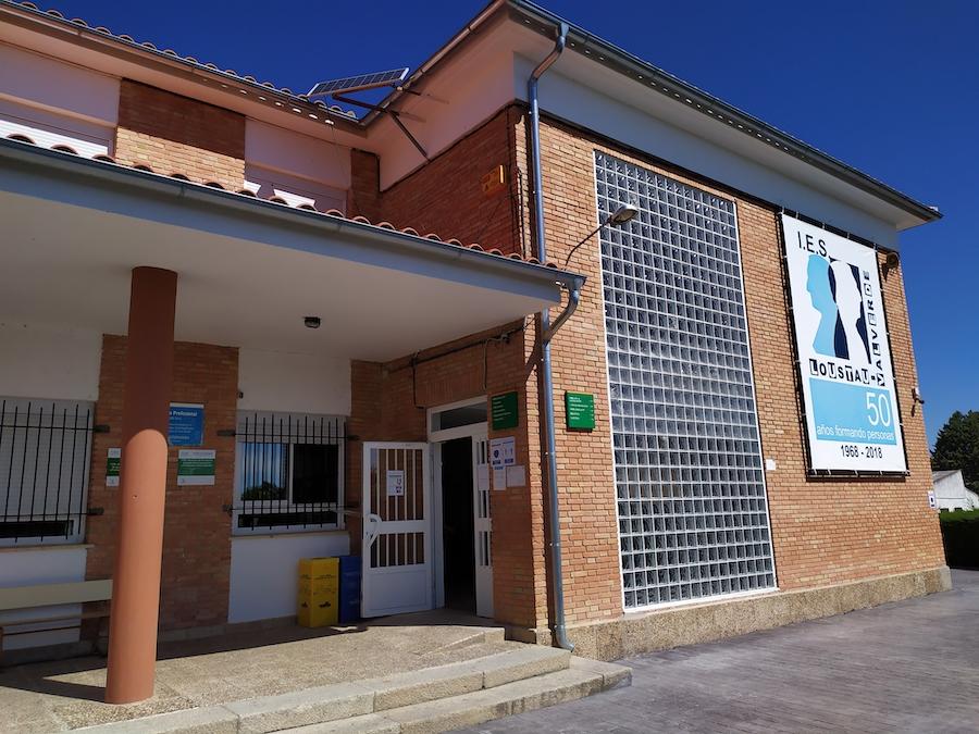 Fachada Edificio ESO