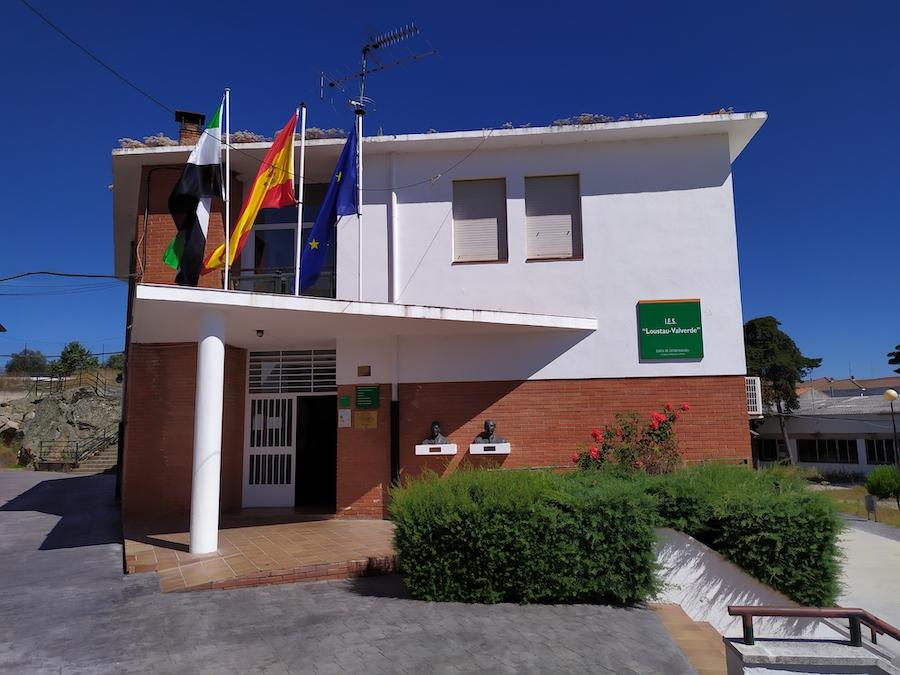 Fachada Edificio Bachillerato